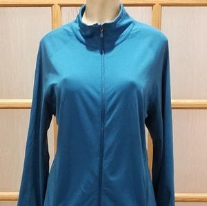 Adidas Athletic Zip Jacket